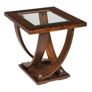Millwood Pines Bosco End Table