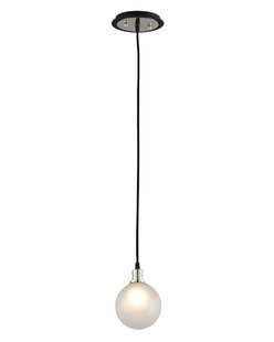 Ewalt 1-Light Globe Pendant by Brayden Studio