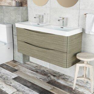 Stanhope 1200mm Wall Mount Vanity Unit By Belfry Bathroom