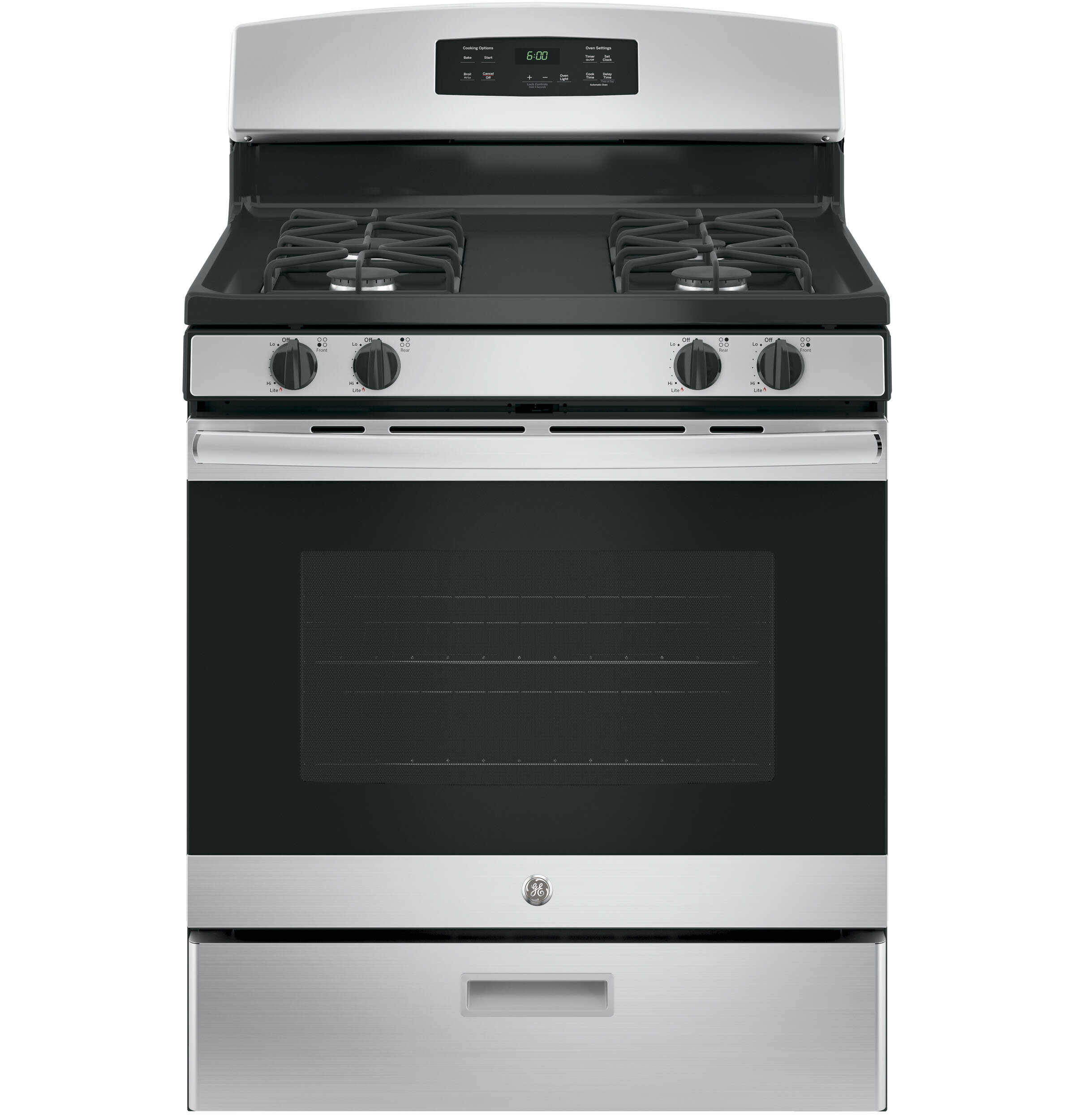 4 8 Cu Ft Freestanding Gas Range