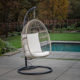 Yokoyama Hanging Swing Chair with Stand