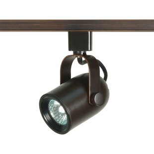 1-Light MR16 Round Back Track Head