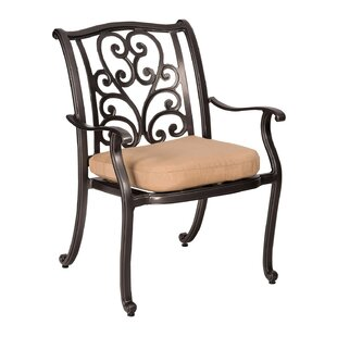 New Orleans Patio Dining Chair (Set of 2)