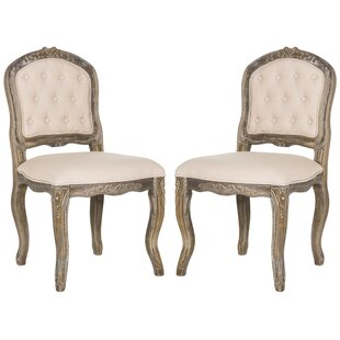 Tondreau Upholstered Dining Chair (Set of..