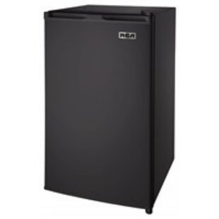 3.2 cu. ft. Compact/Mini Refrigerator with Freezer