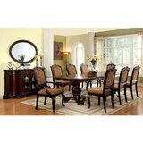Rolanda 9 Piece Solid Wood Dining Set by Astoria Grand
