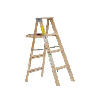 Wooden Step Ladder Wayfair