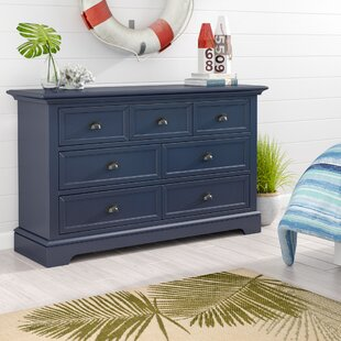 Greyleigh Appleby 7 Drawer Dresser