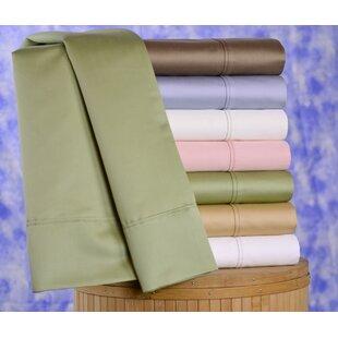Elite Home Hotel Concierge Heavyweight 800 Thread Count 100% Cotton Sheet Set
