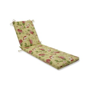 Indoor/Outdoor Chaise Lounge Cushion By August Grove