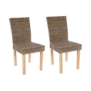 Mahaney Dining Chair (Set Of 2) By Mercury Row