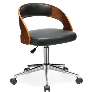 sibley leather desk chair