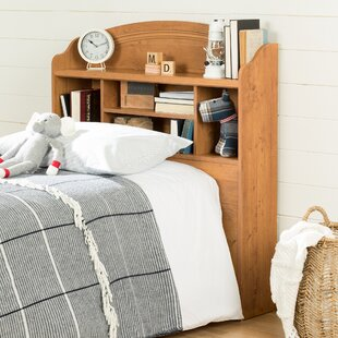 Prairie Twin Bookcase Headboard by South Shore