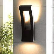 Read Reviews Dawn 6-Light LED Outdoor Flush Mount By Modern Forms