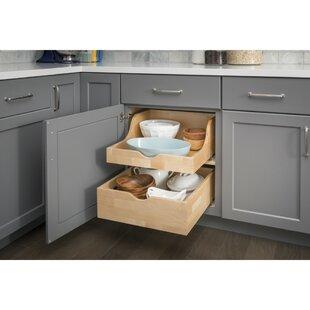 Roll Out Kitchen Shelves | Wayfair