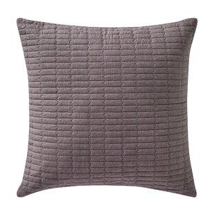Driftwood Cotton Throw Pillow