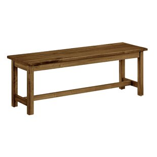 Rader Wood Bench
