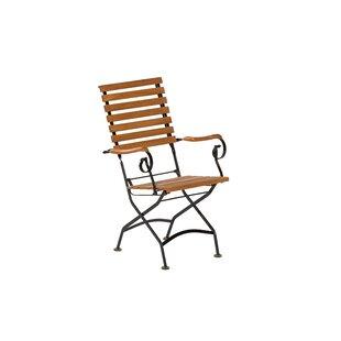 Kempston Folding Garden Chair Image
