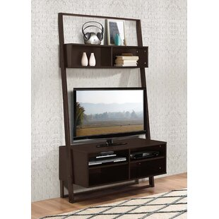 Pemberton Leaning Wall TV Stand for TVs up to 42