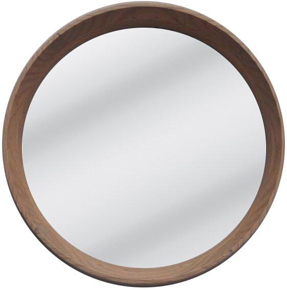 Miroir à fixation murale
