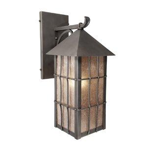 Bax Outdoor Wall Lantern