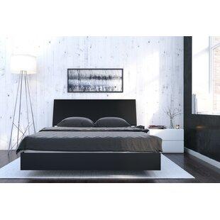 Bedroom Furniture Black Glossy Euharlee Platform Piece Bedroom Set Wayfair Black Bedroom Sets Youll Love Wayfair