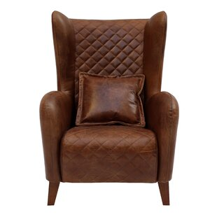 Find Allan Wingback Chair by 17 Stories Reviews (2019) & Buyer's Guide