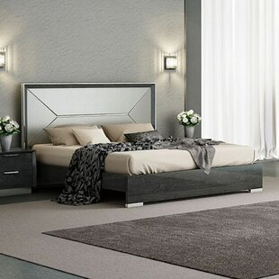 Aspinwall Upholstered Storage Platform Bed