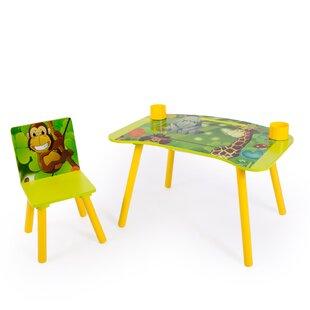 Eckhoff Bar Children's Table Set By Zoomie Kids