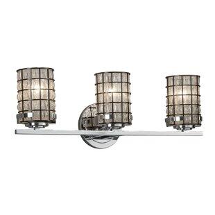 Williston Forge Demaio 3-Light LED Vanity Light