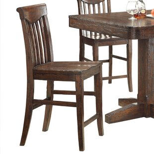 Bargain Tremper 24 Bar Stool (Set of 2) by Millwood Pines Reviews (2019) & Buyer's Guide