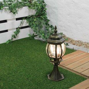 Loomis 1-Light Pedestal Light By Brambly Cottage