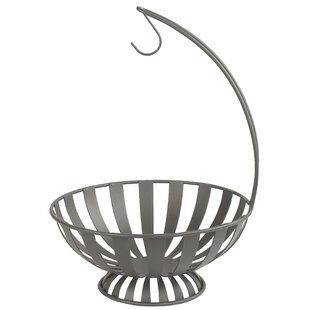 Hannigan Stripe Fruit Basket