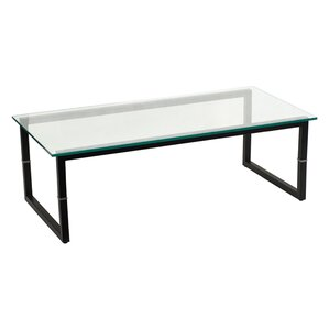 Glass Coffee Table by Offex