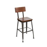 Solid Wood 26 Counter Stool by BFM Seating