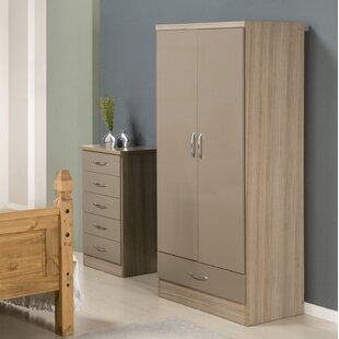 Baylee 2 Door Wardrobe By Zipcode Design
