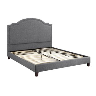 Lesly Upholstered Panel Bed