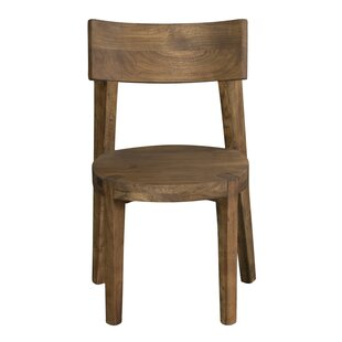 Sonnier Light Brown Solid Wood Dining Cha..