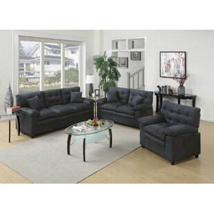 Buying Ferranti 3 Piece Living Room Set by Red Barrel Studio Reviews (2019) & Buyer's Guide
