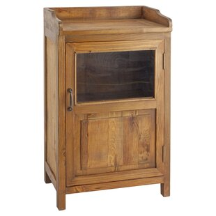 Antique Revival PL Home Display Accent Cabinet
