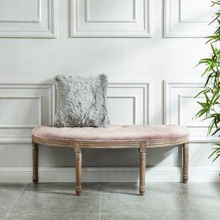 Ophelia & Co. Prosper Upholstered Bench