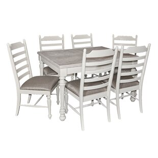 Slater 7 Piece Dining Set Powell Furniture