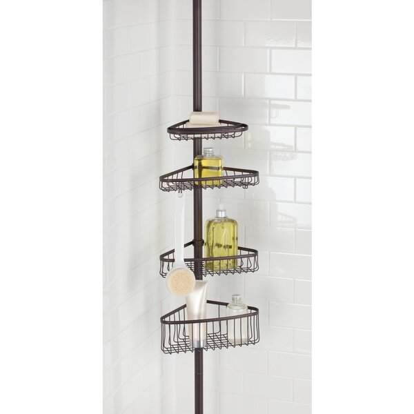 Inter Design York Shower Caddy & Reviews by Inter Design