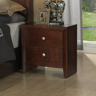 Seth 2 Drawer Nightstand