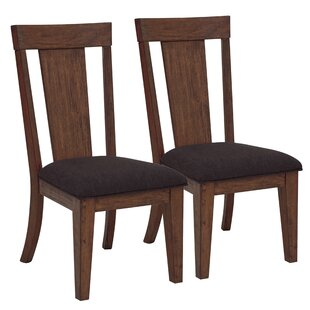 Wyckoff Upholstered Dining Chair (Set of 2) Gracie Oaks