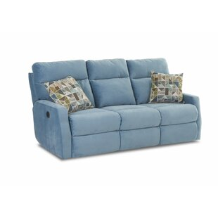 Vance Reclining Sofa by Wa..