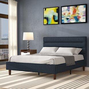 Barrios Upholstered Platform Bed By Corrigan Studio
