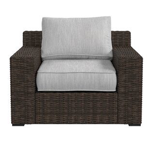 Oreland Patio Chair with Cushions