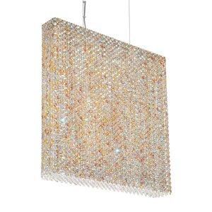 Schonbek Refrax 11-Light Crystal Chandelier