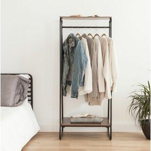 25 2 Garment Rack